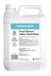 Prochem Fresh Breeze Odour Neutraliser B230 5L